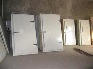 聚氨酯冷库门牡丹江市溢佳制冷设备厂