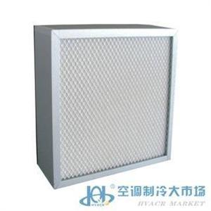 西藏高效过滤器厂家 空调过滤网