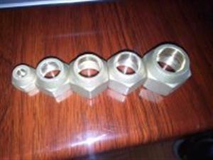 本厂常年制冷配件 黄铜钠子 变径纳子 空压机纳子