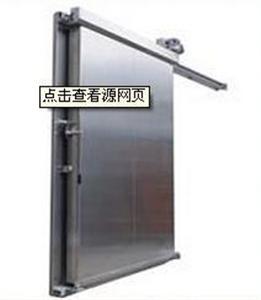 电动平移冷库门
