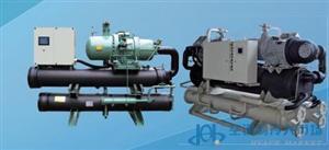 多级控制可调节空调螺杆冷水机组