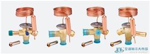 三花膨胀阀阀体 R22.内平衡 RFKA01-4.8-22 螺口