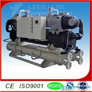 LEEK冷冻冷水机组 常规和低温风冷涡旋 螺杆冷水机