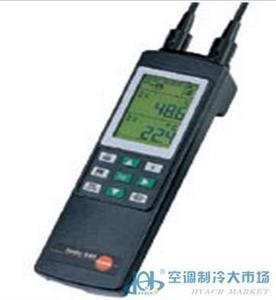 Testo645温湿度仪