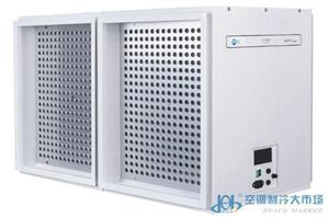 西藏内蒙古中央空调空气消毒净化装置