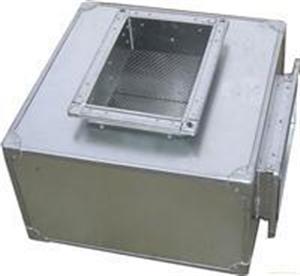 消声器静压箱防火阀风口