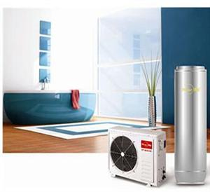 明格御雅系列空气能分体式家用热水器