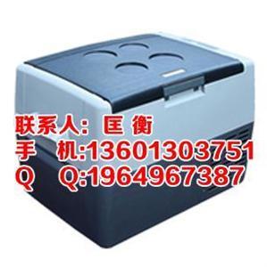 0-4℃gsp车载药品运输冷藏冰箱