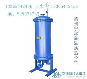 浮动盘管式换热器-紫铜管浮盘式换热器找鑫溢