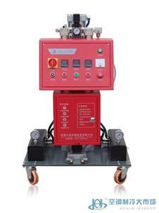 云南聚氨酯冷库保温板发泡机,冷库发泡机