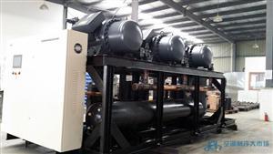 超低温冷冻机制冷机组,冷水机并联机组