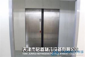 (C)LS型-手动单双开平移门/北京、天津、河北冷库门