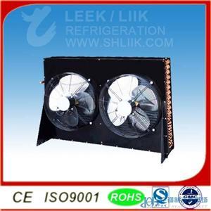 风冷冷凝器 热泵冷凝器卧式空调冷凝器