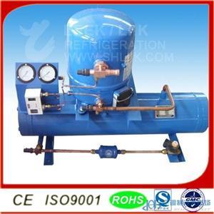 上海玻璃钢冷却塔水冷制冷机组