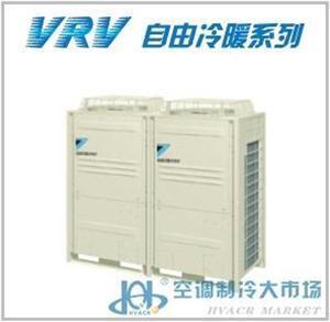 传承经典VRVD系列 空调系统技术