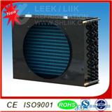 柜式热泵冷凝器卧式空调冷凝器