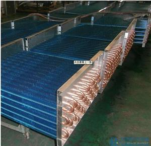 不锈钢耐腐翅片式列管丝管冷凝器