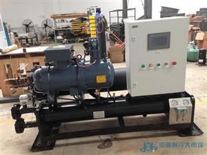 降膜式工业冷水机组,格律斯制冷设备