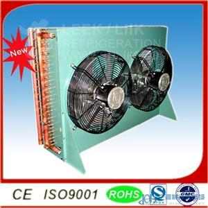 上海冷库配件列管管壳式翅片蒸发器冷凝器