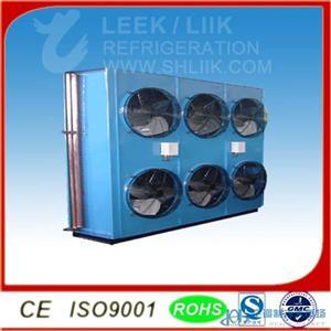 热泵冷凝器卧式风冷空调冷凝器蒸发器