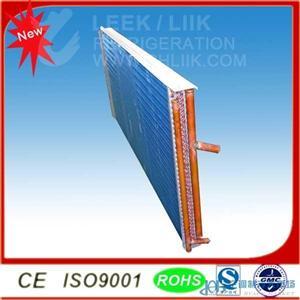 V型 平板式 高效率风冷换热器 冷凝器