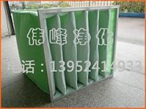 初效空气过滤器 中效袋式过滤器 一次性过滤器 亚高效