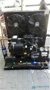 山东小型冷库制冷机组,冷库用制冷机组