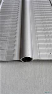 三代波纹铝排管