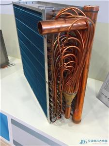 轻轨空调蒸发器冷凝器