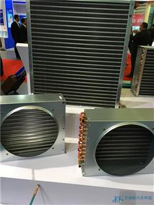 医用冰柜铜管铝翅片蒸发器冷凝器