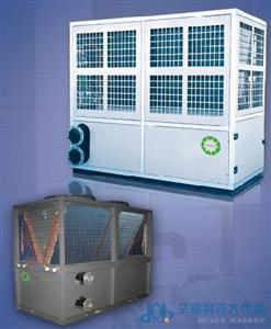 喷气(液)增焓模块式风冷冷(热)水机组系列