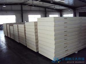 制冷行业专业库板生产商-聚氨酯冷库板冷库门-沈阳未来