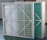 纸框初效空气过滤器、打折纸框过滤器、平板过滤器