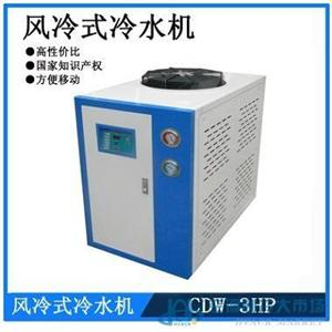 山东冷水机_焊接用风冷式冷水机