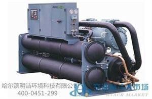 黑龙江清华同方高端地源热泵系统