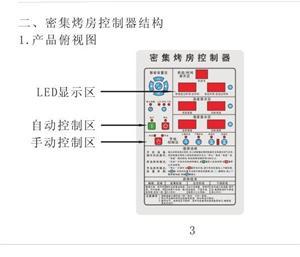 四川重庆密集烤房控制器烟草烘干控制器批