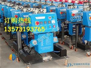 天津聚氨酯冷库高压喷涂机,冷库板发泡机