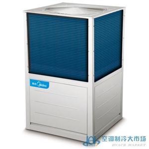郴州美的风冷热泵模块机组商用大型中央空调