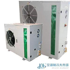 制冷厂家生产冷库壁挂式节能制冷机组
