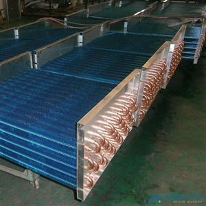 制冷配套部件CE欧洲品质表冷器换热器