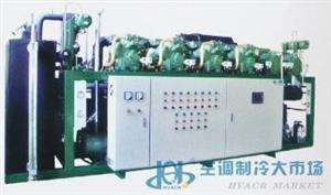 永有二氧化碳复叠制冷机组