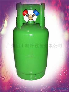 QISHANR 启山14.3L回收钢瓶 冷媒储液罐 R410专用钢瓶