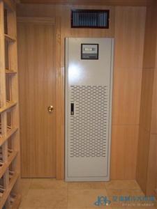 广西豪华高级会所专用酒窖空调
