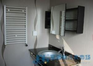 河北春圣冀暖厨卫散热器简单大方钢制 铜铝复合采暖散