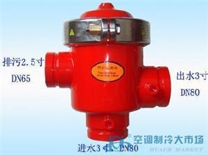 过滤器用液动/气动反冲洗阀
