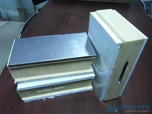 不锈钢12公分聚氨酯冷库板