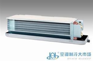 SINKO上海新晃风机盘管卧式暗装 SGCR800E30