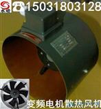 延长外转子电机寿命的一款变频电机风扇