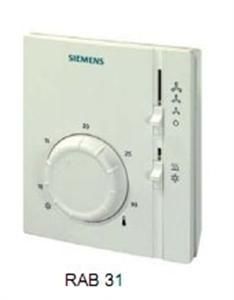 西门子温控器 RAB31 机械式温控器