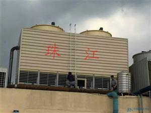 珠江工业方形横流冷却塔